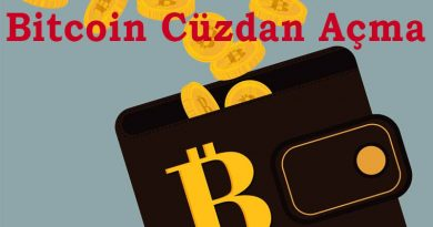 Bitcoin Cüzdan Açma