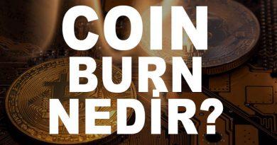 Coin Burn Nedir