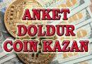 Anket Doldur Coin Kazan