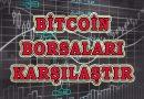 Bitcoin Borsaları Karşılaştırması