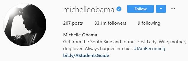 Instagram Bio Örneği