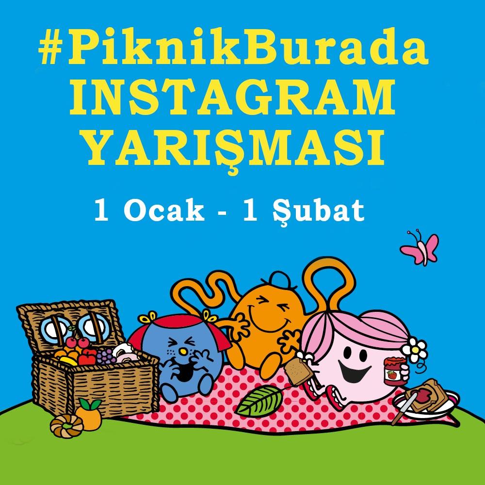 Instagram Yarışma Örneği