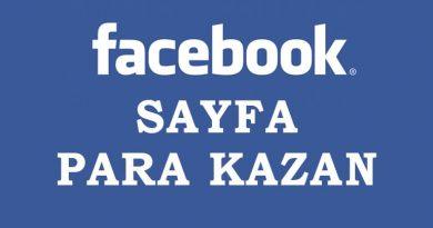 Facebook Sayfa ile Nasıl Para Kazanılır?
