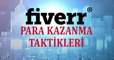 Fiverr'da Satış Yaparak Para Kazan (Tecrübe Gerektirmez)