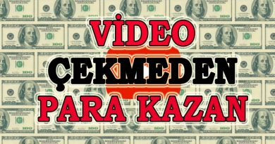 Youtube ile Video Çekmeden Para Kazan