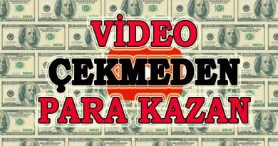 Youtube ile Video Çekmeden Para Kazan